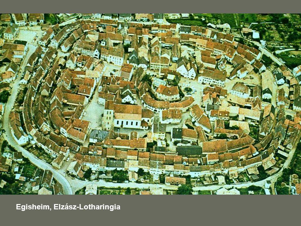 Egisheim, Elzász-Lotharingia