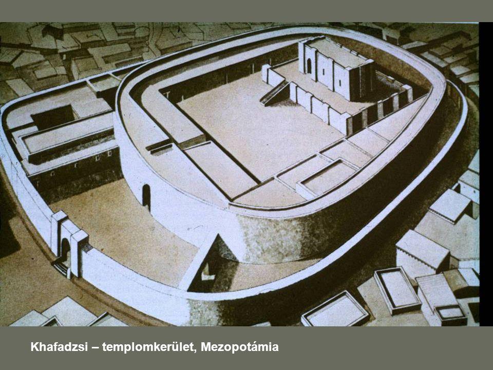 Khafadzsi – templomkerület, Mezopotámia