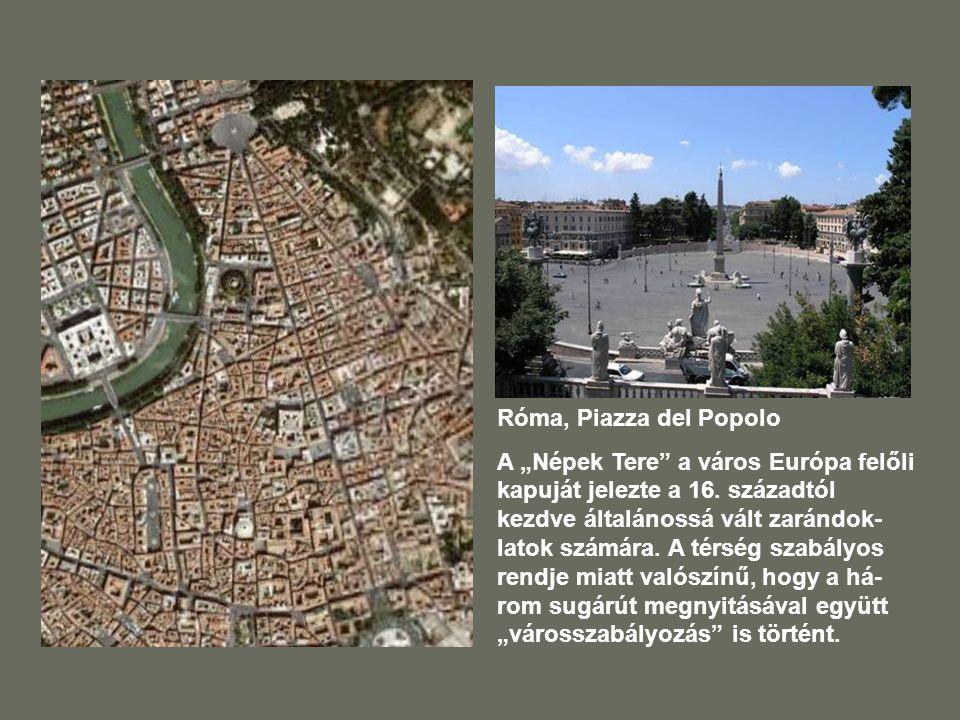 Róma, Piazza del Popolo