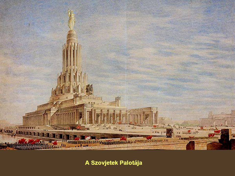 A Szovjetek Palotája