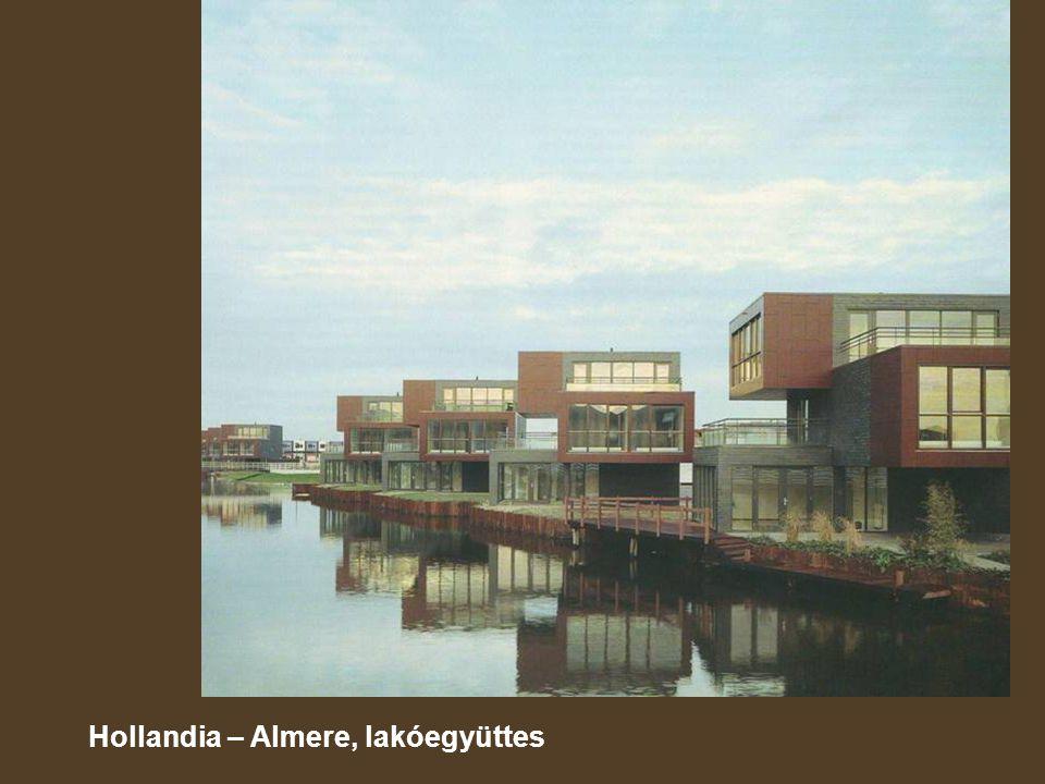 Hollandia – Almere, lakóegyüttes
