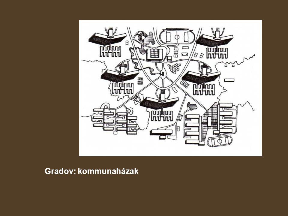 Gradov: kommunaházak