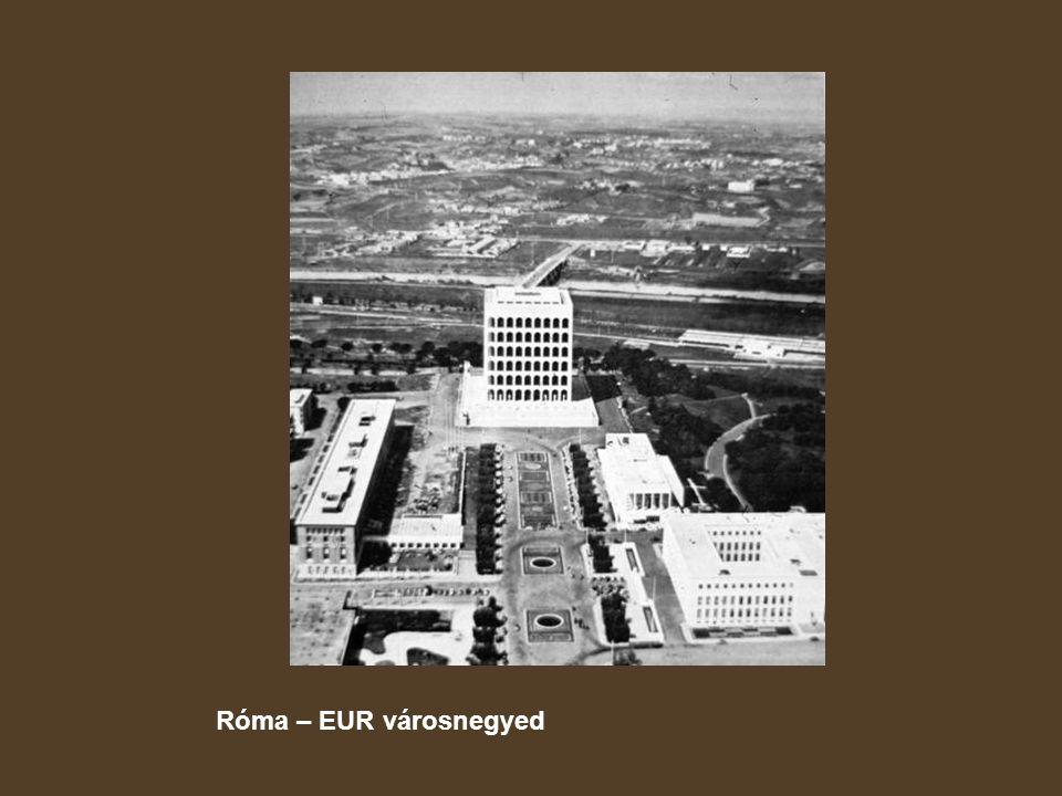 Róma – EUR városnegyed