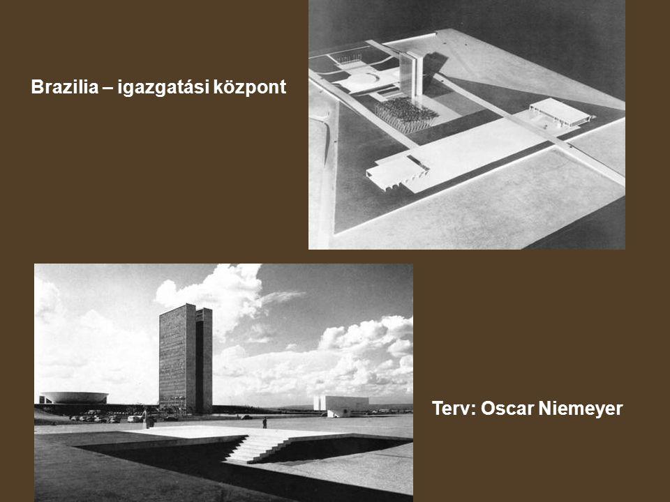 Brazilia – igazgatási központ