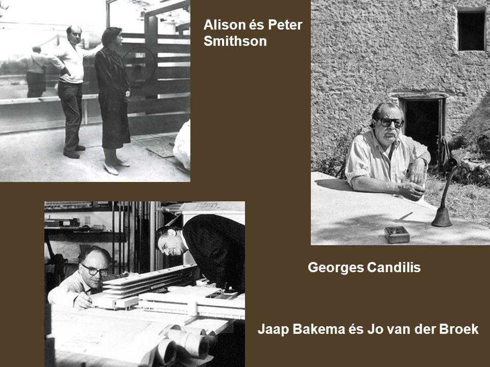 Alison és Peter Smithson