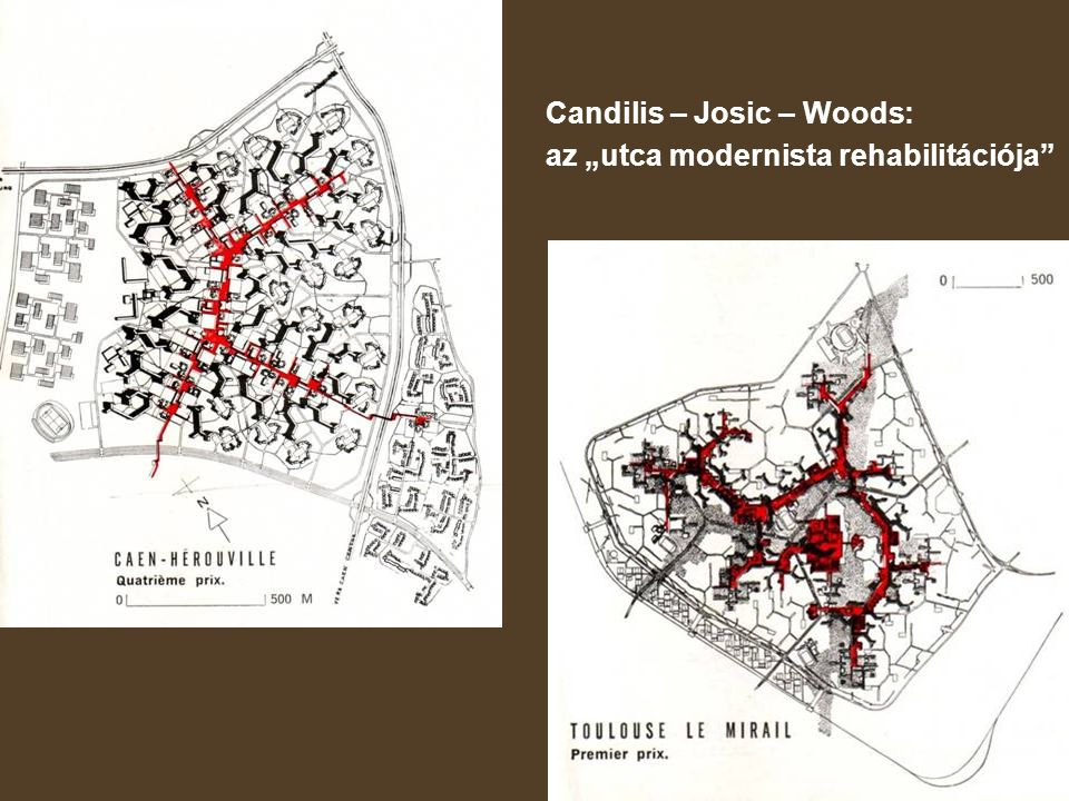 Candilis – Josic – Woods: