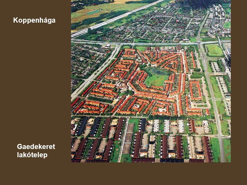 Koppenhága Gaedekeret lakótelep