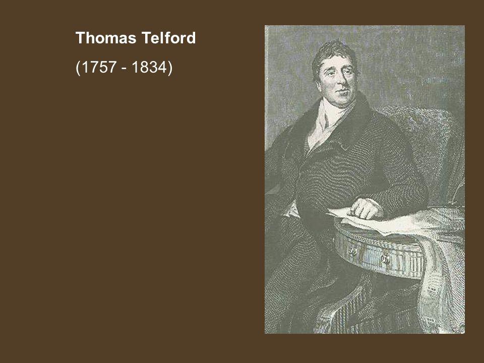 Thomas Telford (1757 - 1834)