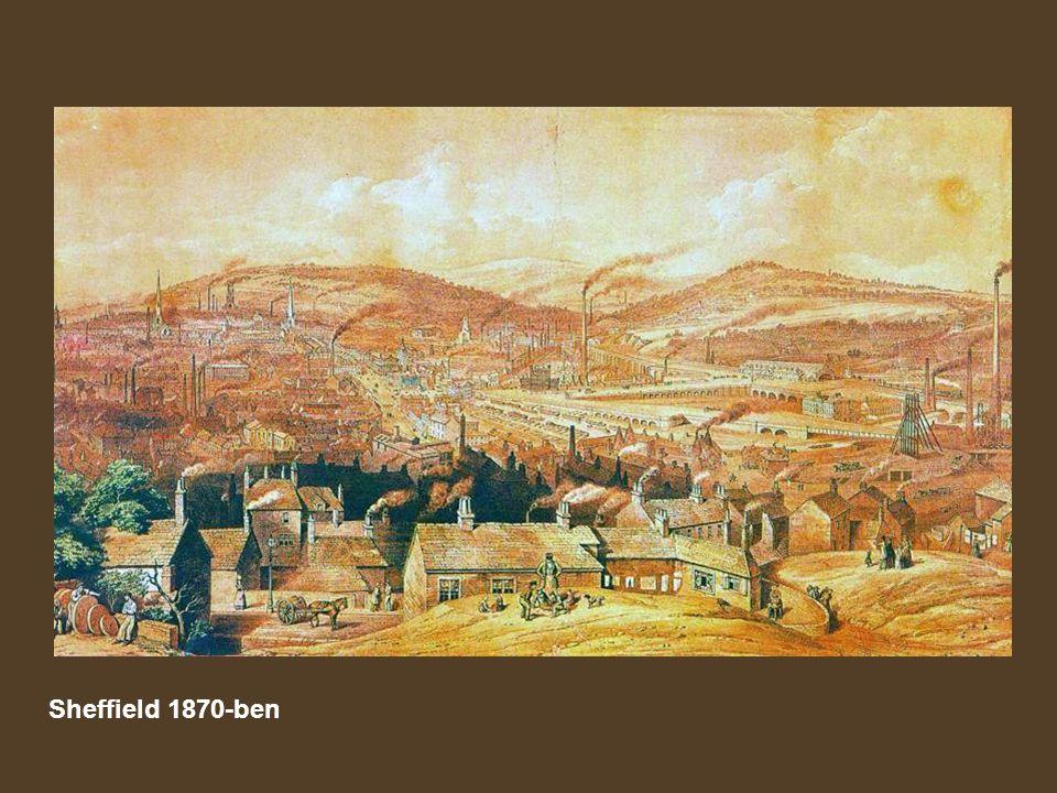 Sheffield 1870-ben