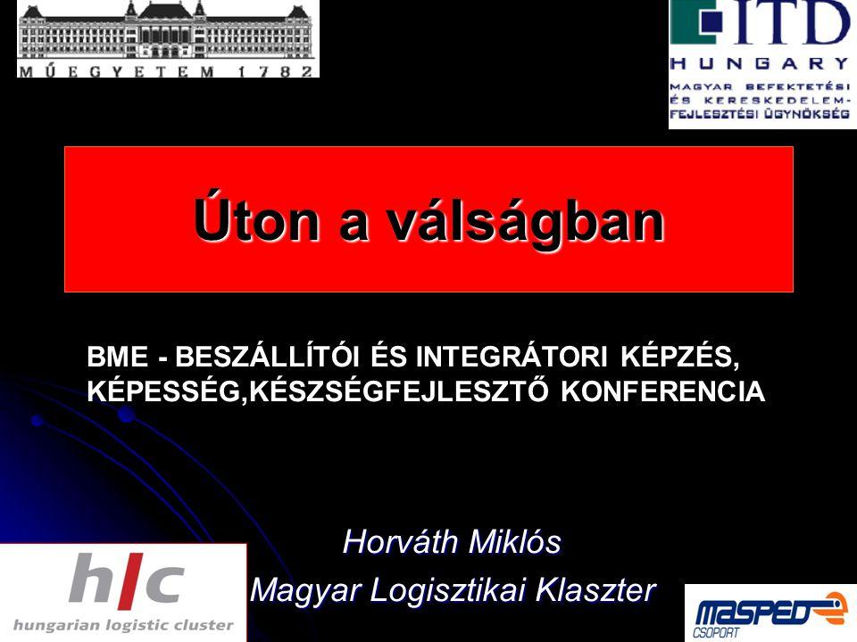 Horváth Miklós Magyar Logisztikai Klaszter