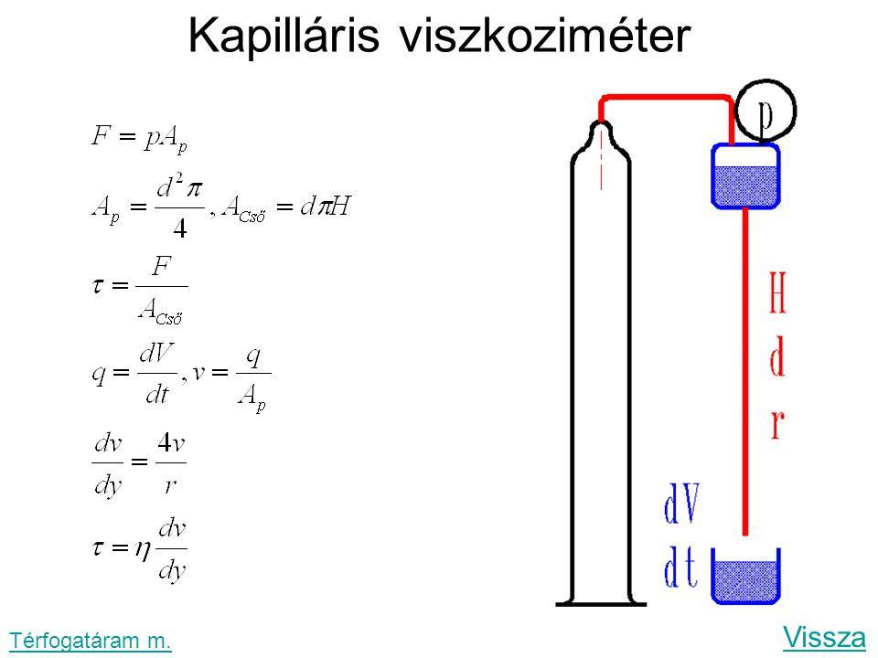 Kapilláris viszkoziméter