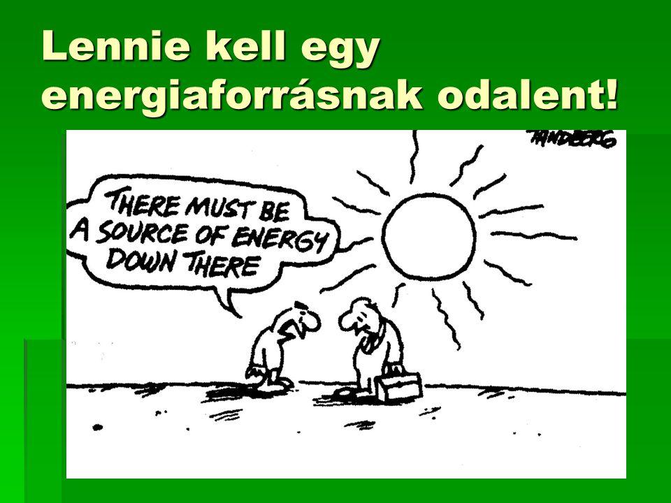 Lennie kell egy energiaforrásnak odalent!