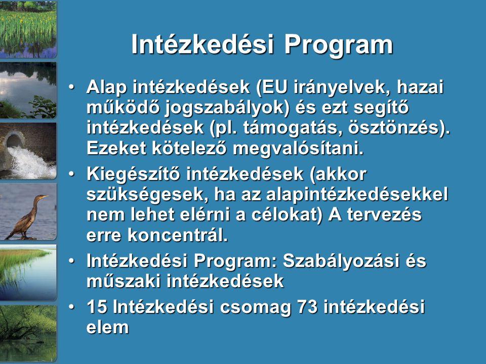 Intézkedési Program
