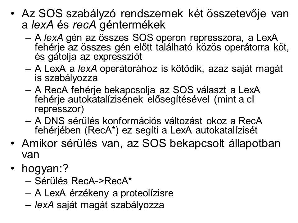 Amikor sérülés van, az SOS bekapcsolt állapotban van hogyan: