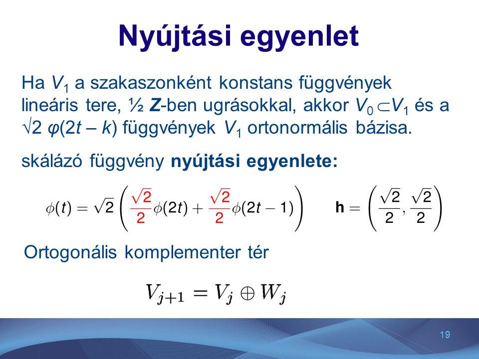 Nyújtási egyenlet