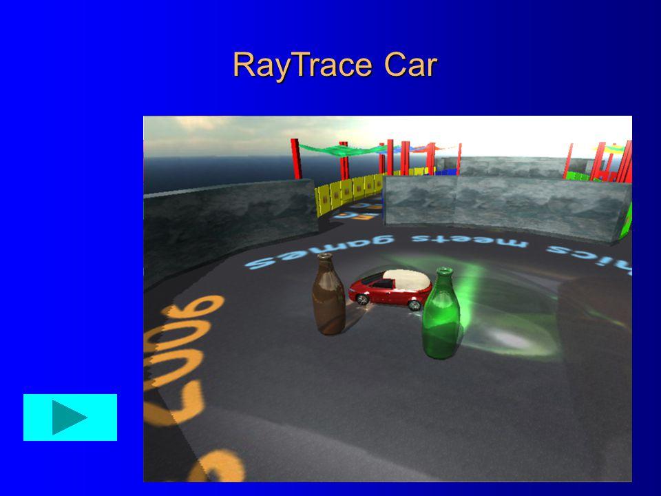 RayTrace Car
