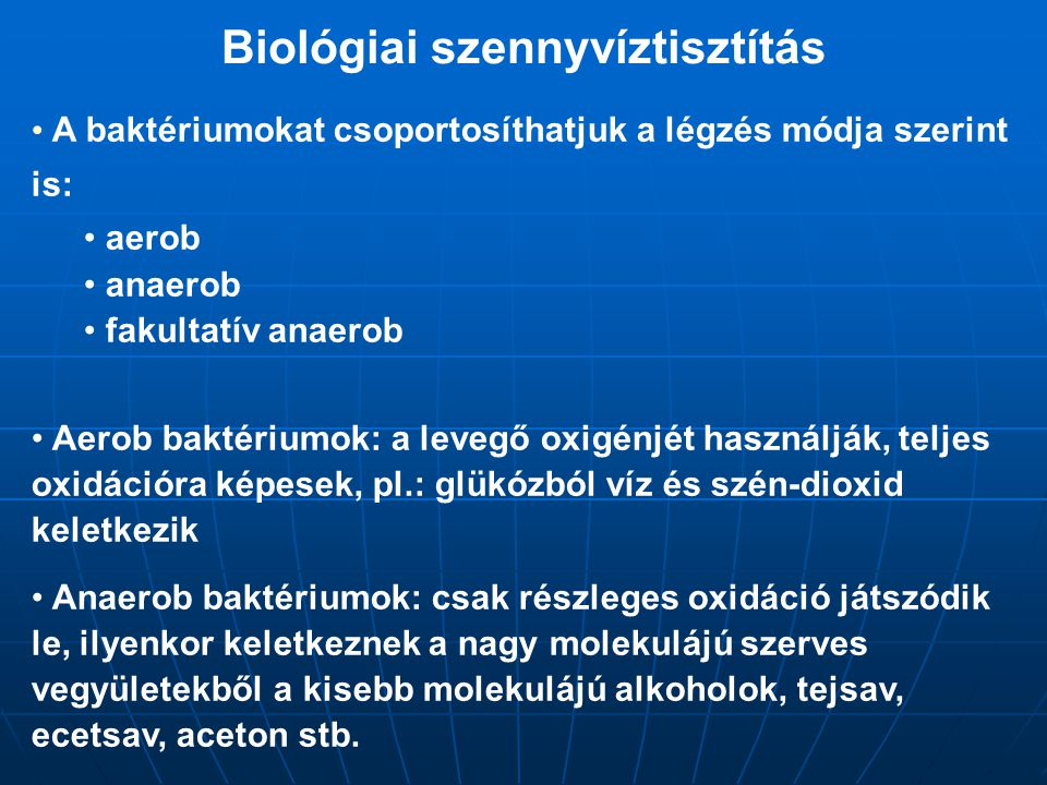 Biológiai szennyvíztisztítás