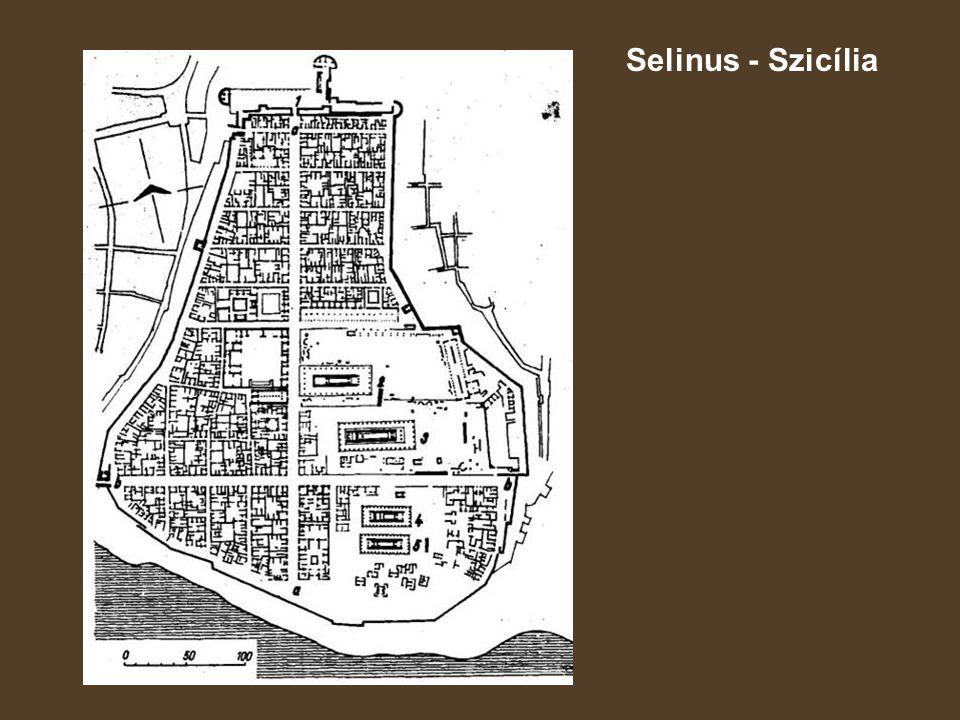 Selinus - Szicília