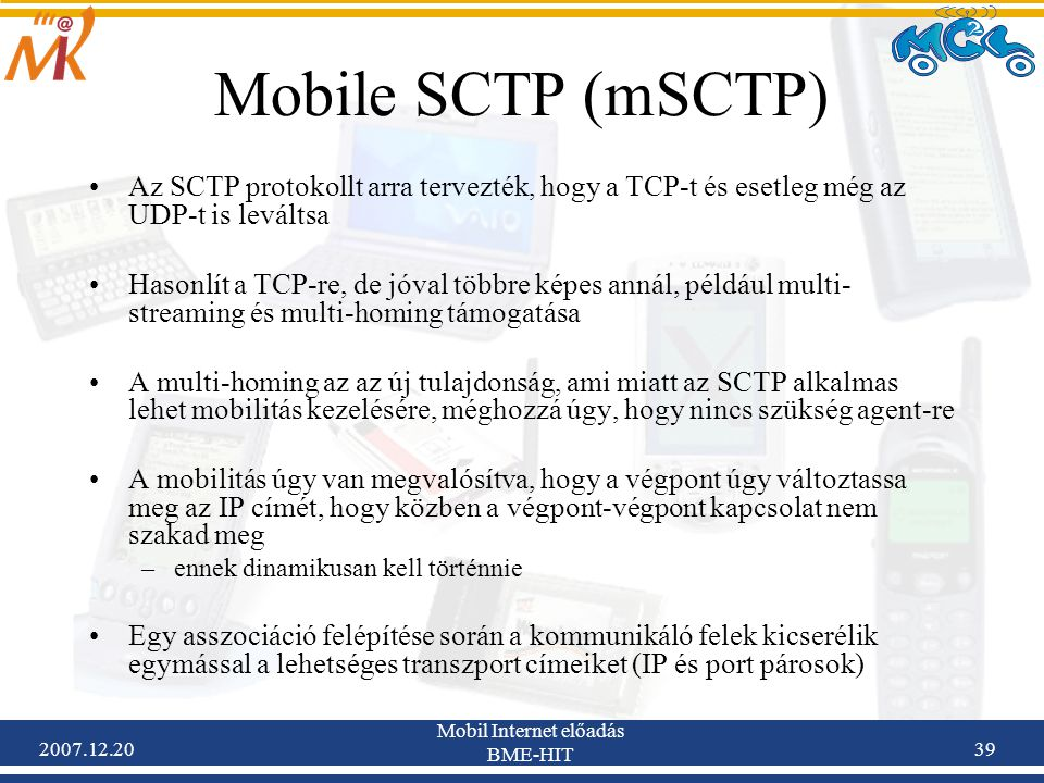 Mobil Internet előadás