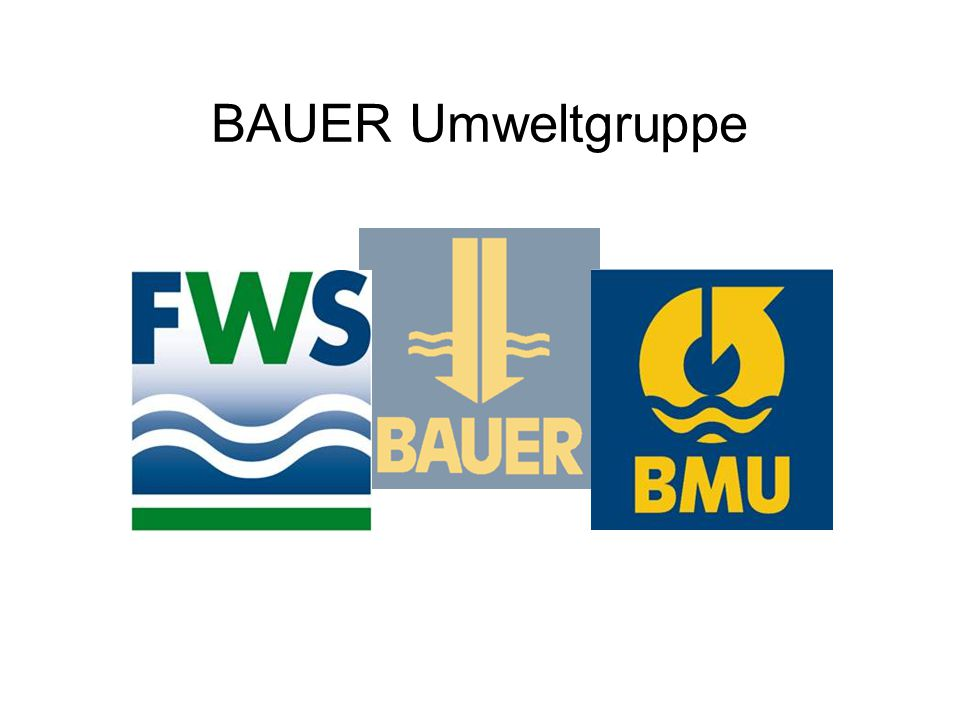 BAUER Umweltgruppe