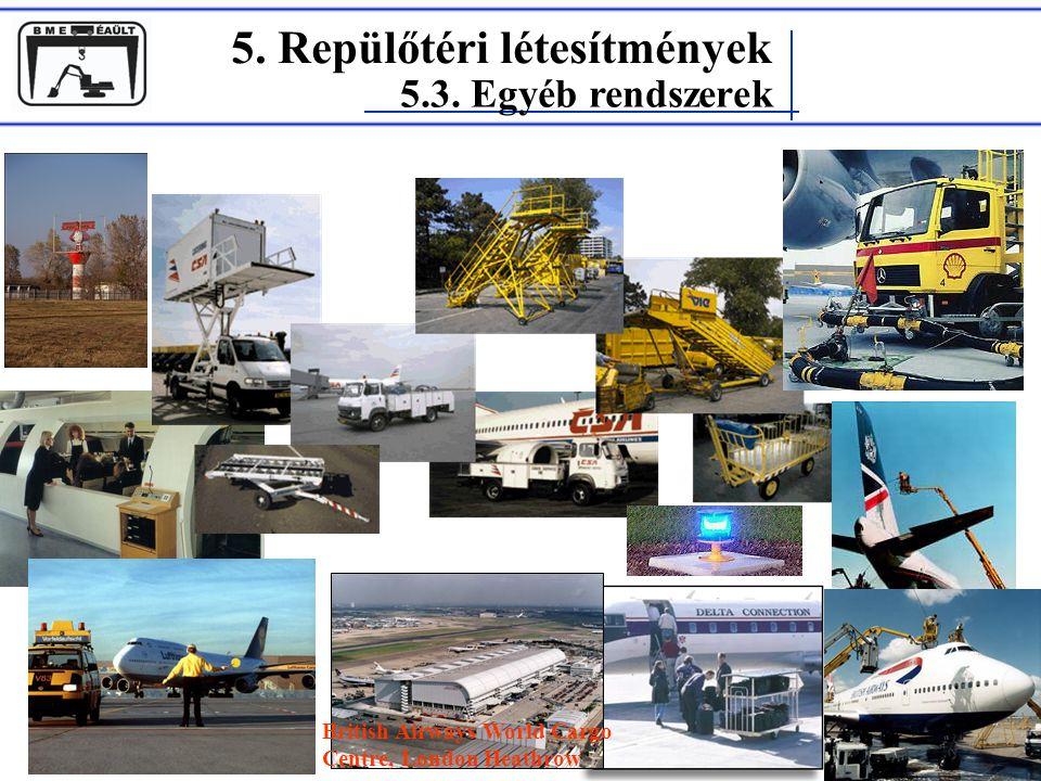 5. Repülőtéri létesítmények