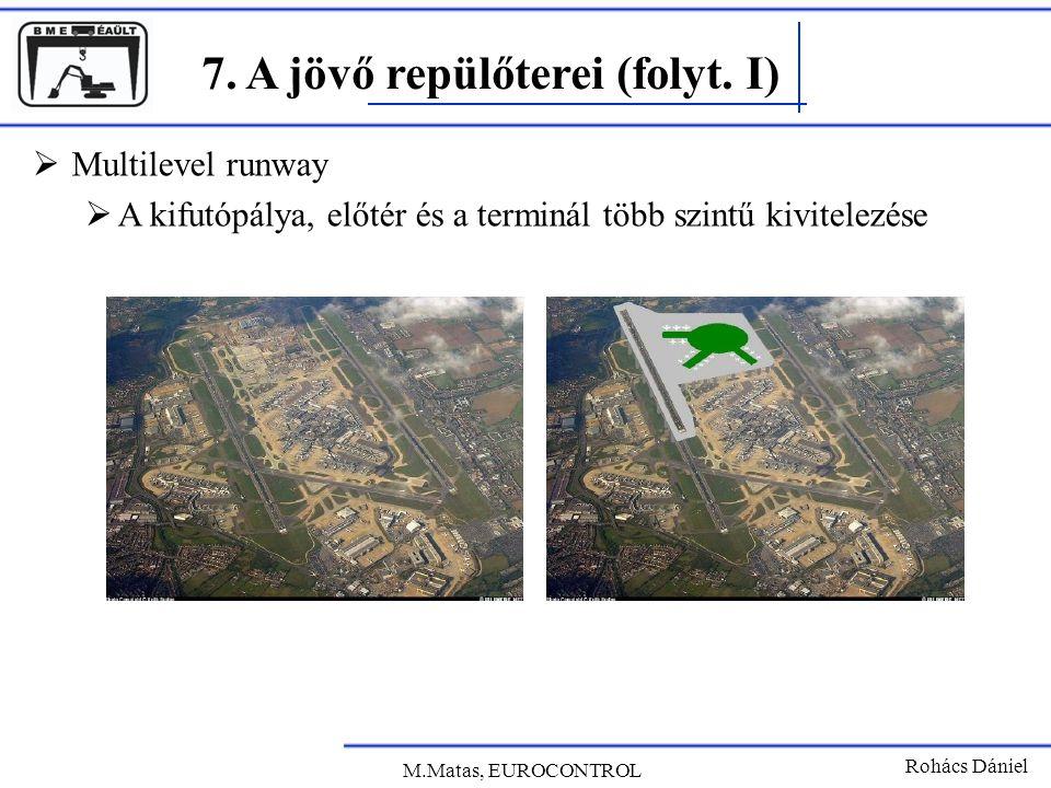 7. A jövő repülőterei (folyt. I)