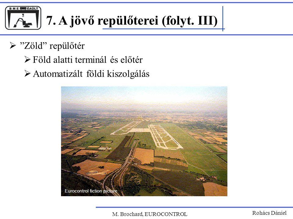 7. A jövő repülőterei (folyt. III)