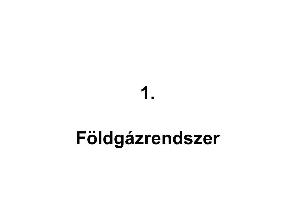 1. Földgázrendszer
