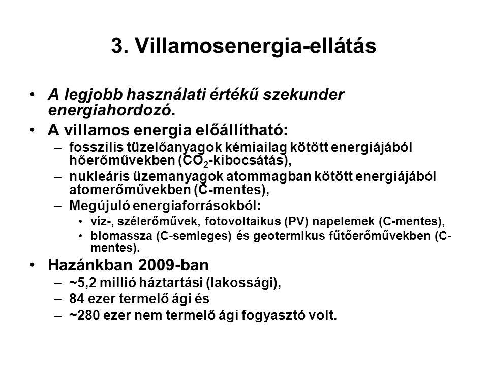 3. Villamosenergia-ellátás