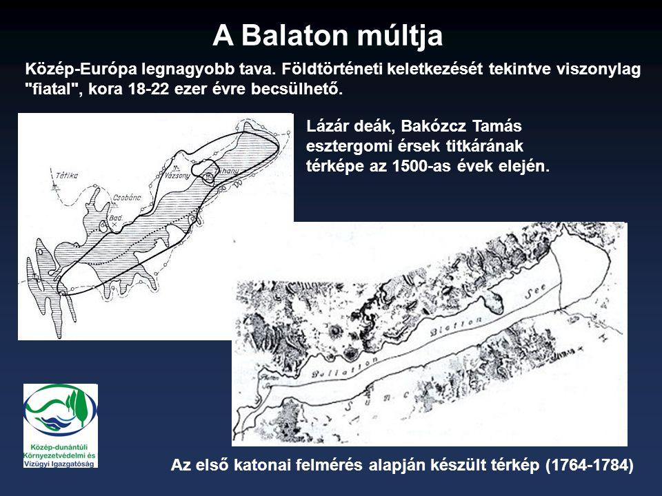 A Balaton múltja Közép-Európa legnagyobb tava. Földtörténeti keletkezését tekintve viszonylag fiatal , kora 18-22 ezer évre becsülhető.