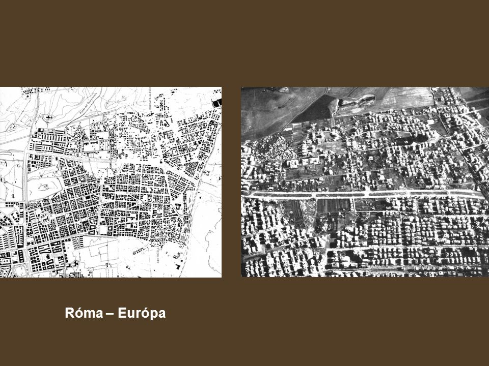 Róma – Európa