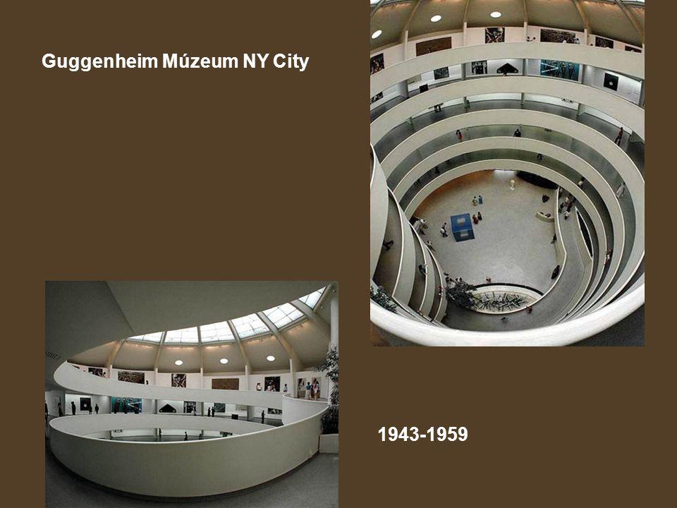 Guggenheim Múzeum NY City