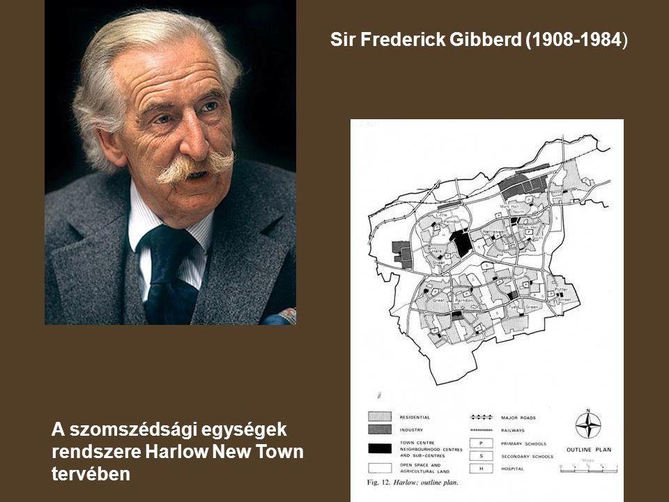 Sir Frederick Gibberd (1908-1984)