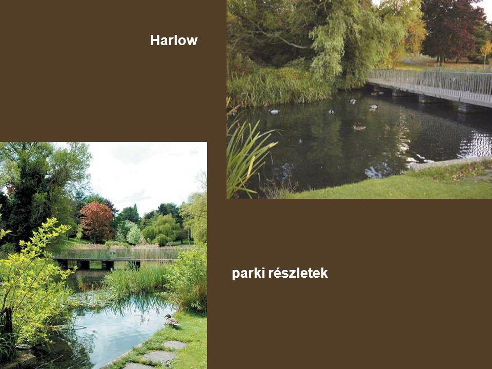 Harlow parki részletek