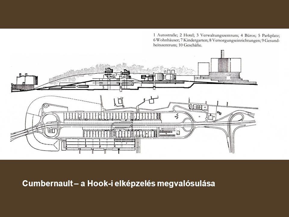 Cumbernault – a Hook-i elképzelés megvalósulása