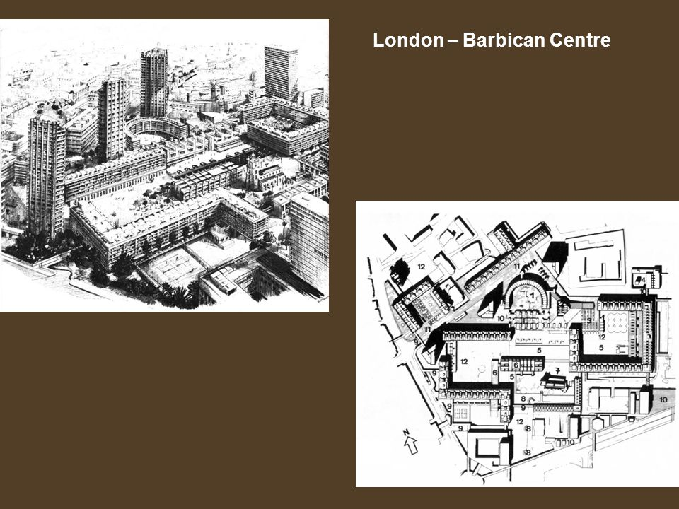 London – Barbican Centre