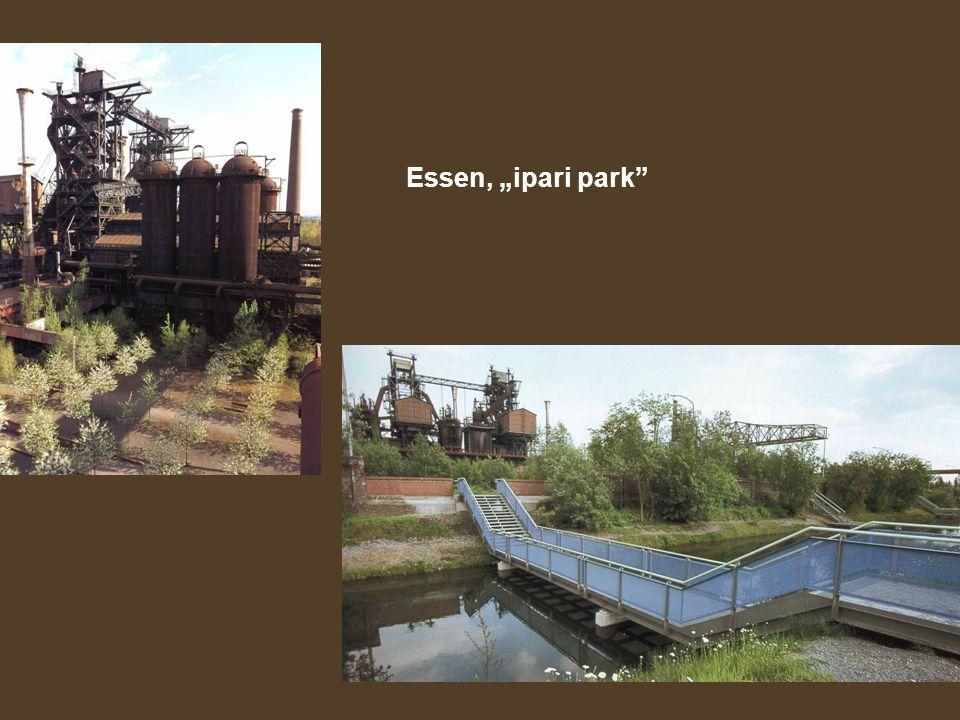 """Essen, """"ipari park"""