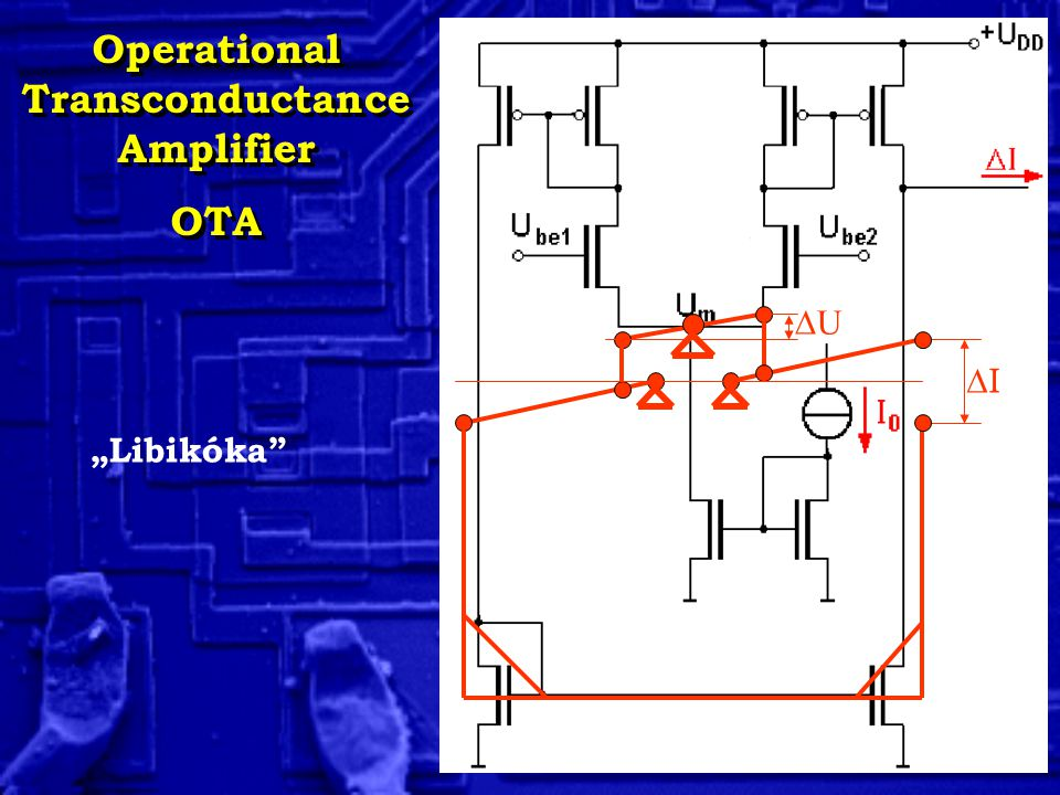 Operational Transconductance Amplifier