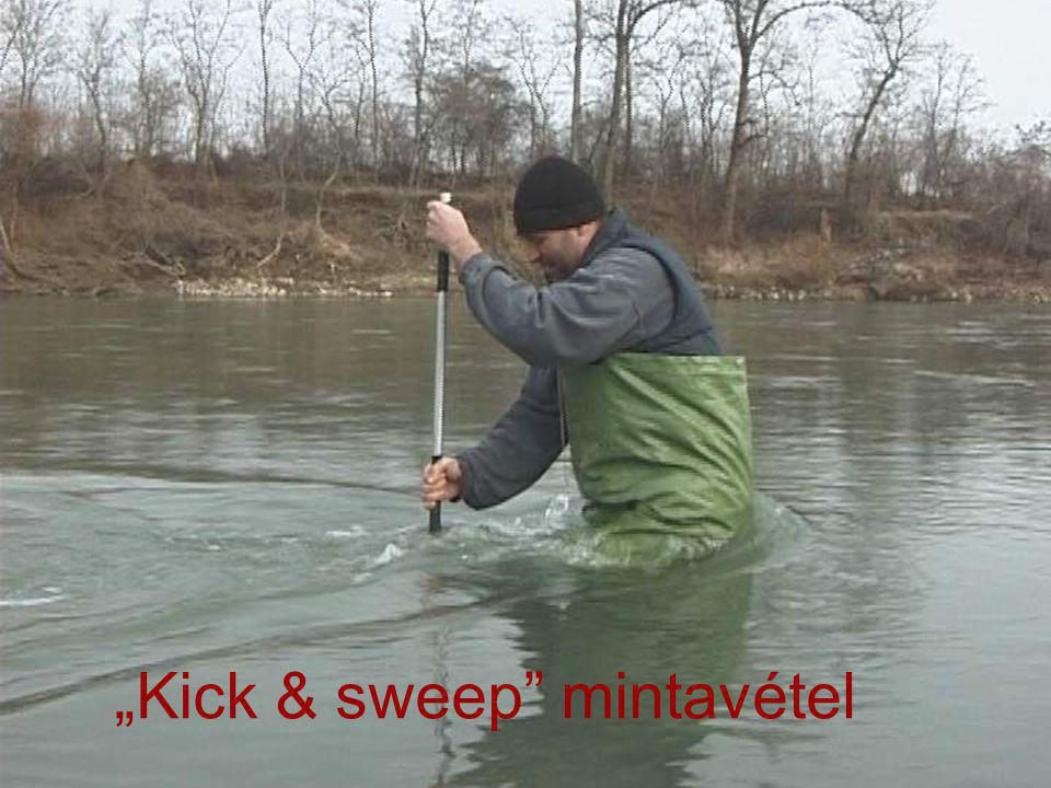 """Kick & sweep mintavétel"