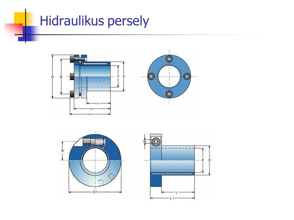 Hidraulikus persely