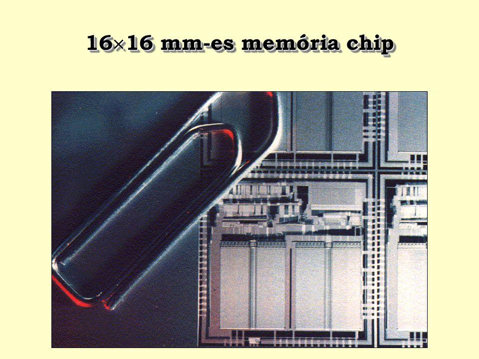 1616 mm-es memória chip