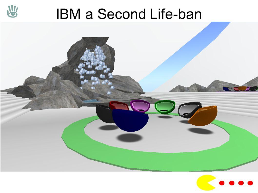 IBM a Second Life-ban