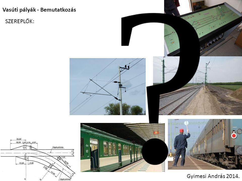 Vasúti pályák - Bemutatkozás