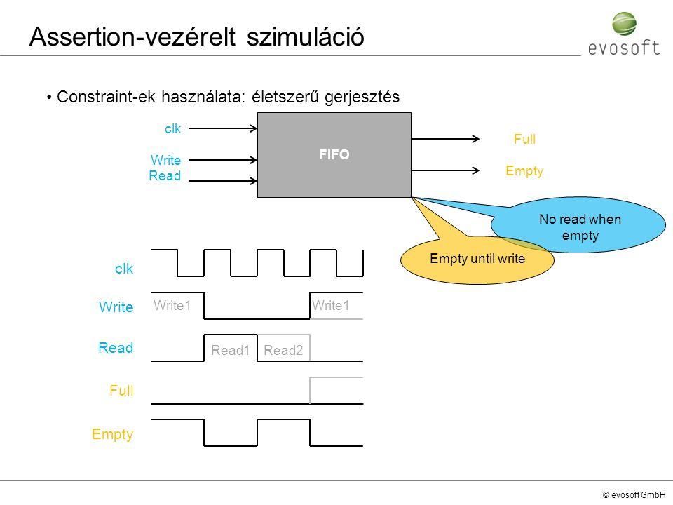Assertion-vezérelt szimuláció