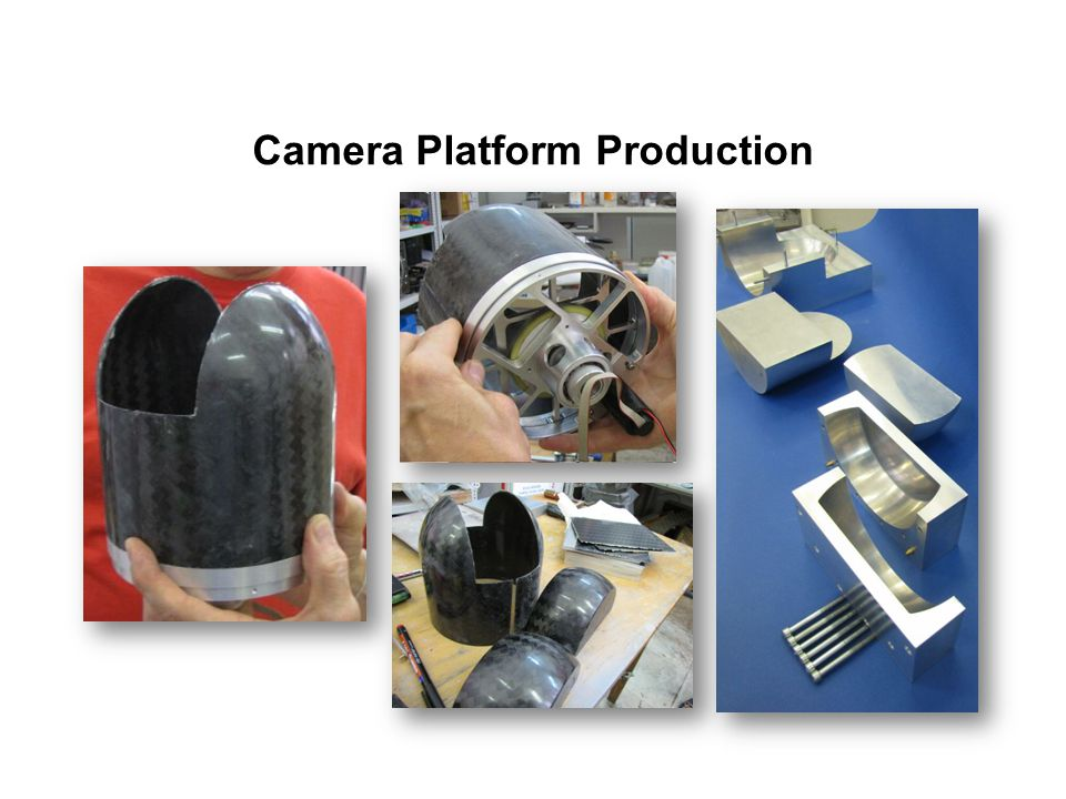 Camera Platform Production