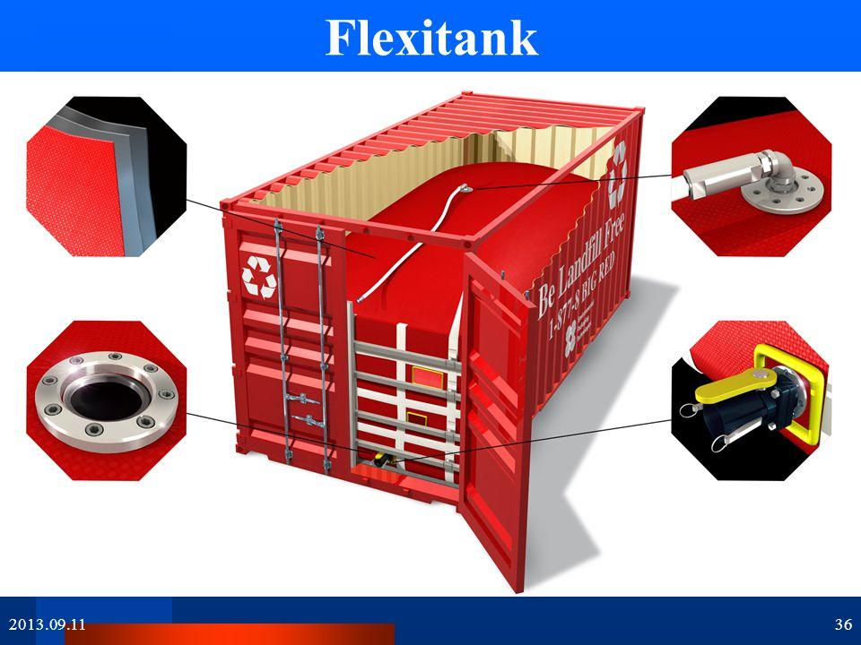 Flexitank 2013.09.11