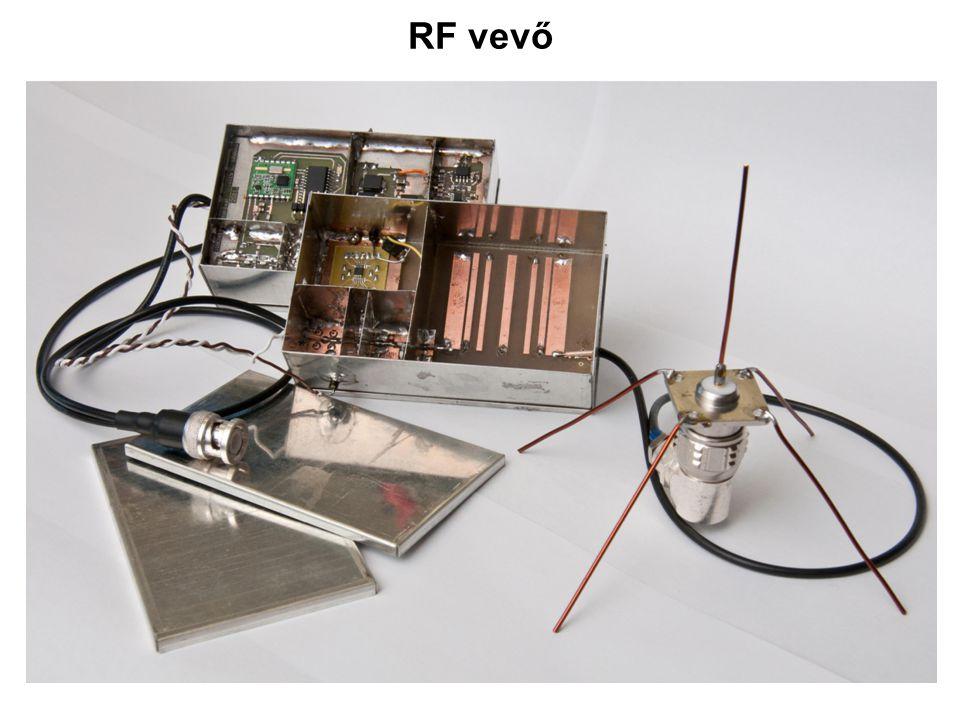 RF vevő