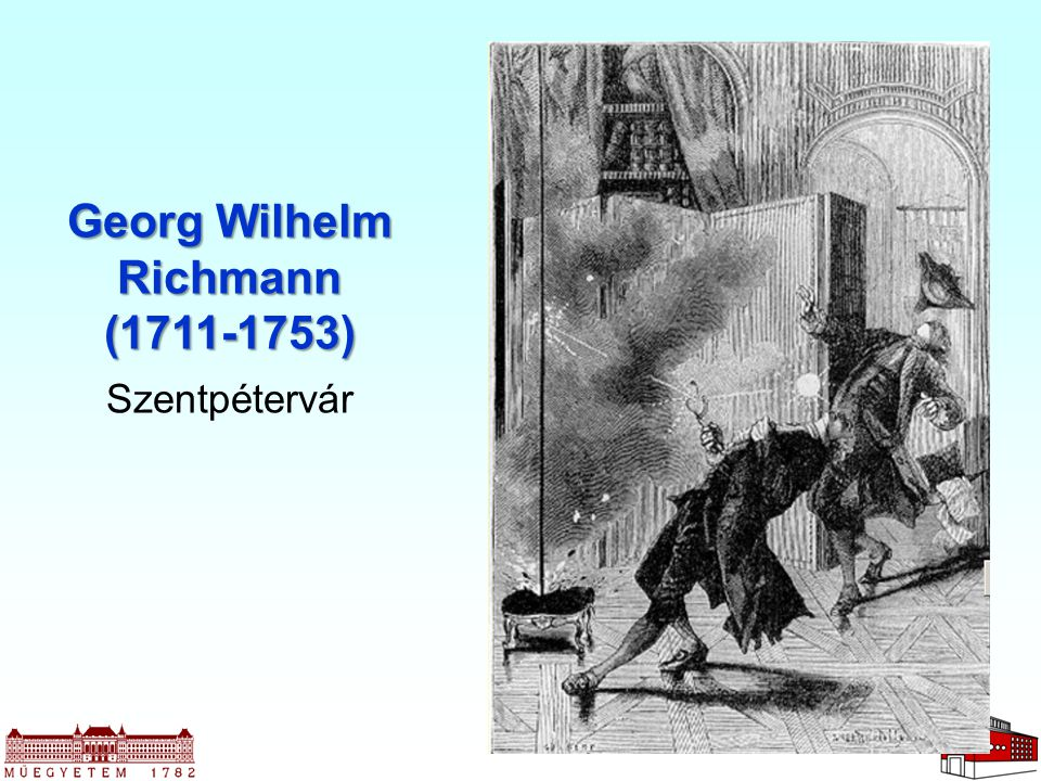 Georg Wilhelm Richmann (1711-1753)