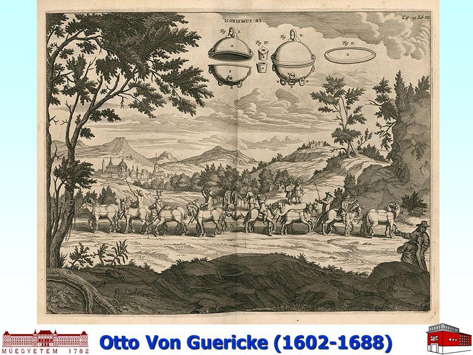 Otto Von Guericke (1602-1688)