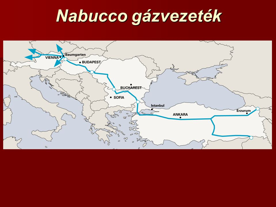 Nabucco gázvezeték